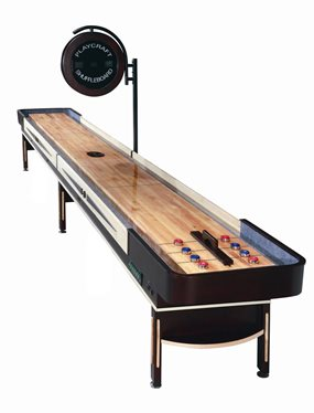 Playcraft TELLURIDE Shuffleboard Table - 14 foot - Espresso
