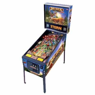 STERN Big Buck Hunter Pro Pinball Machine