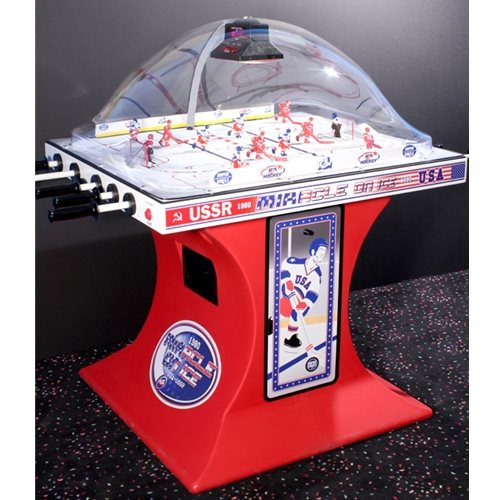 Super Chexx Miracle on Ice Stick Hockey Table