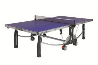 Cornilleau Sport 500 Outdoor Table Tennis Table - Blue Top