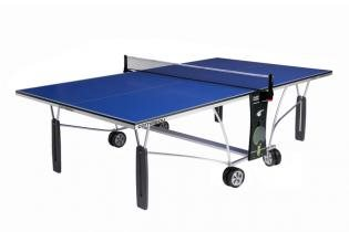 Cornilleau Sport 250 Indoor Table Tennis Table - Blue Top
