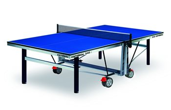 Cornilleau Competition 540 Indoor Table Tennis Table - Blue