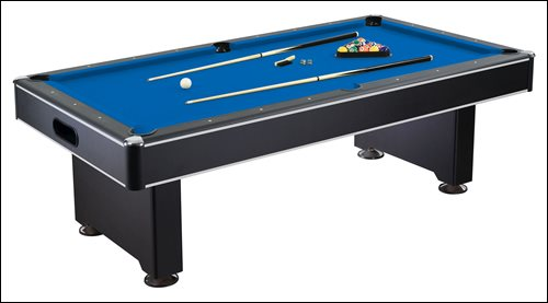 Carmelli 7 Pool Table
