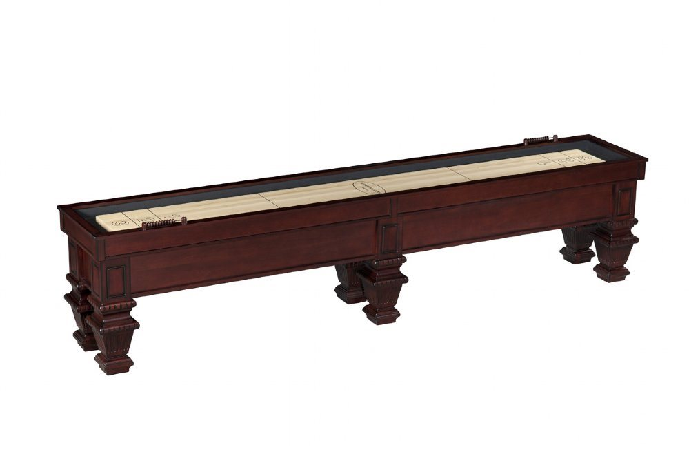 Berner Billiards Prestige 12 Shuffleboard Table
