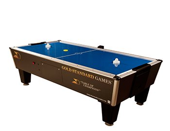 Gold Standard Tournament Pro Air Hockey Table