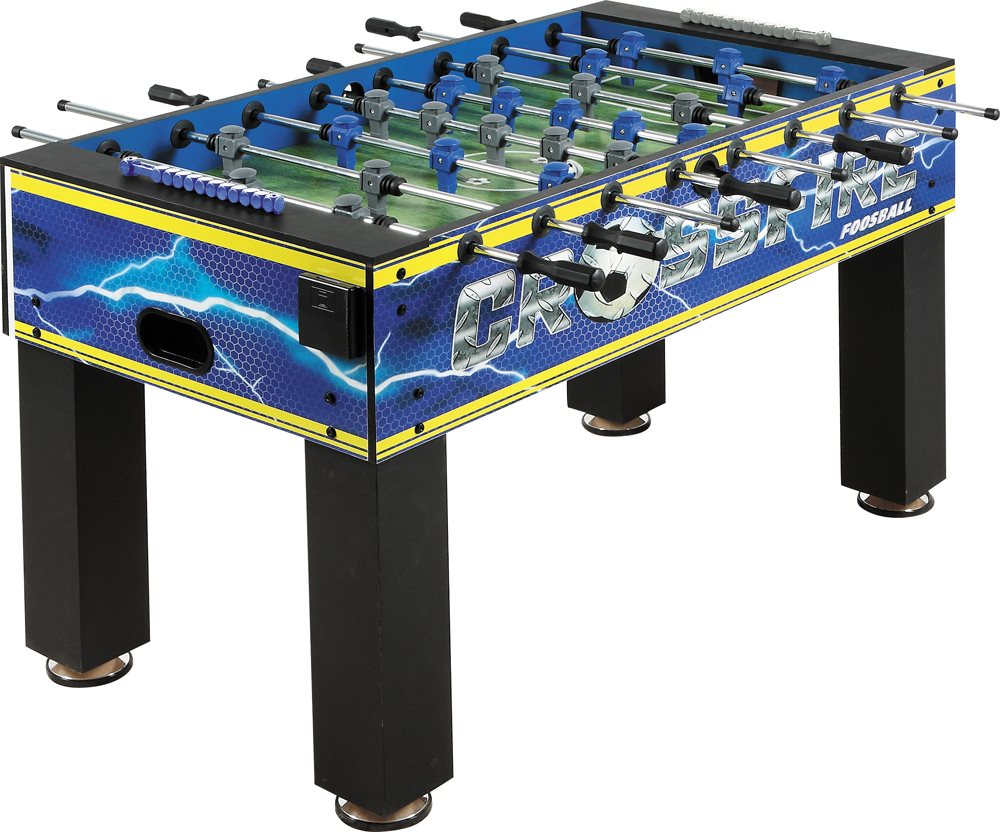 "Carmelli 54"" Crossfire Soccer Table"