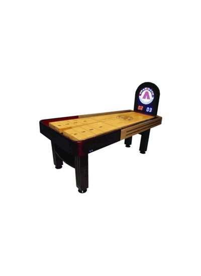 Snap Back PINNACLE 7 Shuffleboard Tables