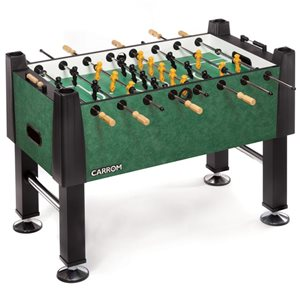 Carrom Signature Series Agean Freso Foosball Table
