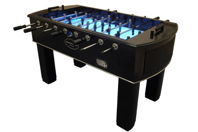 Berner Billiards NEON Foosball Table