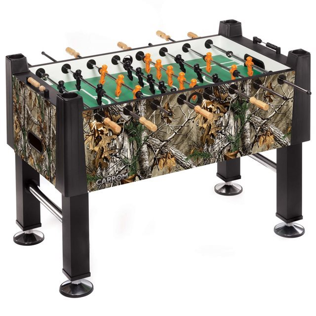 Realtree Camouflage Foosball Table