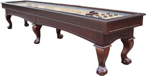 16' Charles River Pro Style Shuffleboard Table Playcraft