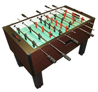 Home Pro Mahogany Foosball Table