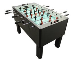 HOME PRO Charcoal Matrix Foosball Table