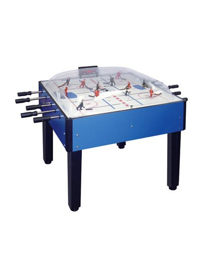 SHELTI Blue Line BREAKOUT Stick Hockey Table