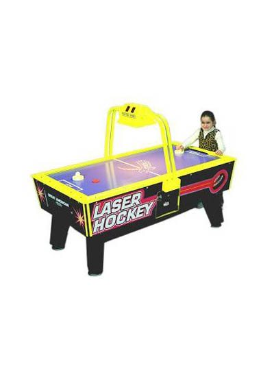 Great American Jr. Laser Hockey with Overhead Scorer and Light Bar
