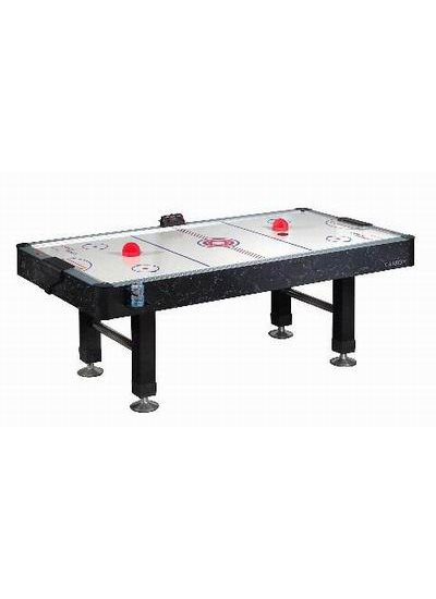 Carrom Signature Series Black Hydralumina Air Hockey Table