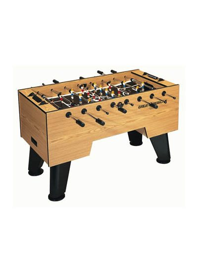 Great American AMERICAN SOCCER Foosball Table