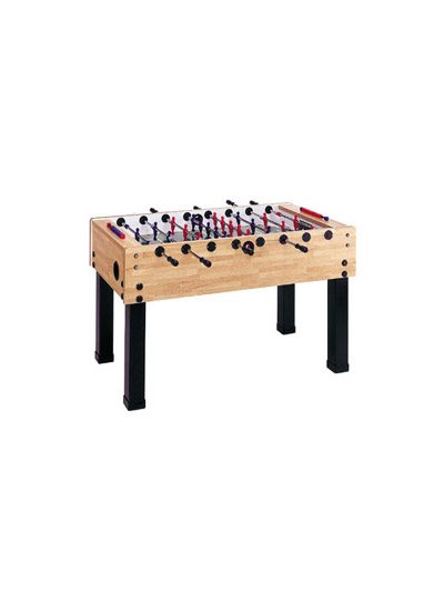 Garlando G - 500 Butcher Block Foosball Table