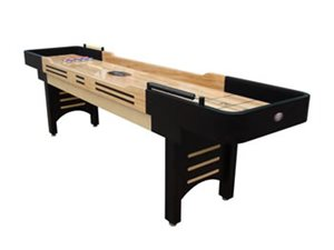 Playcraft 12 COVENTRY Shuffleboard Table - Espresso Finish