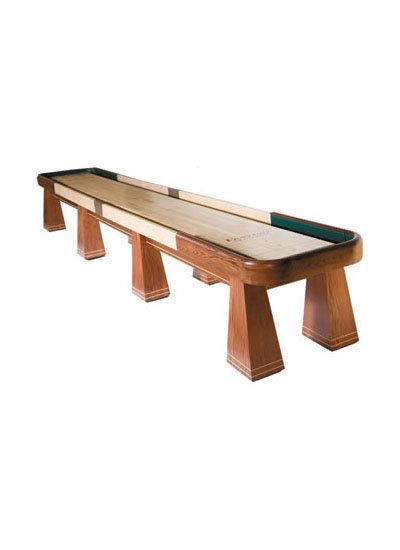 Black River SARATOGA 12 Shuffleboard Table
