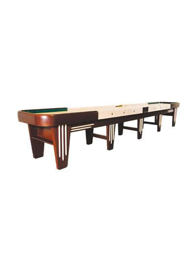 Black River CHICAGO 18 Shuffleboard Table