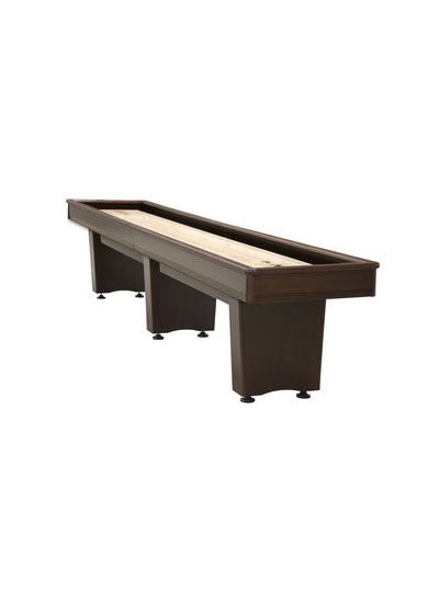 Performance Games York 12 Shuffleboard Table