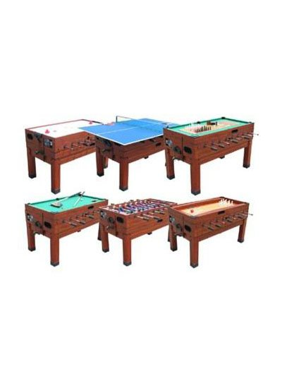 Playcraft Danbury 13N1 - Cherry Combination Game Table
