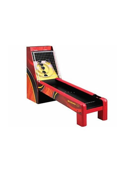 RHINOPLAY Roll-a-Score Skeeball Arcade Game