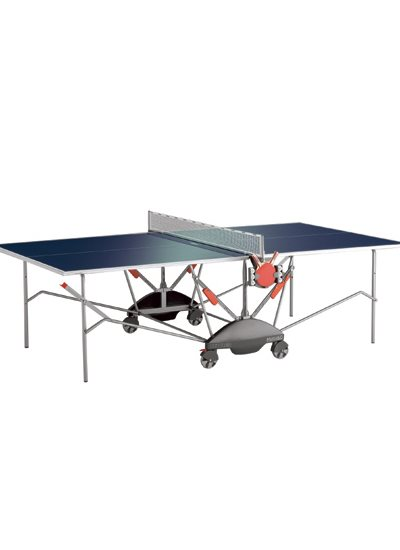 Kettler MATCH 5.0 - Indoor- Table Tennis Table