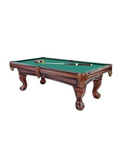 Berner Billiards BALL AND CLAW Pool Table