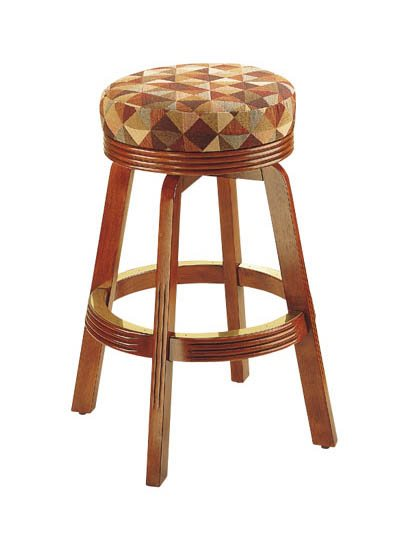 HJ Scott  - BACKLESS Bar Stool