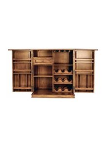 Imperial Oak Folding Bar