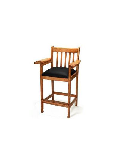 Imperial SPECTATOR CHAIR - Oak Finish