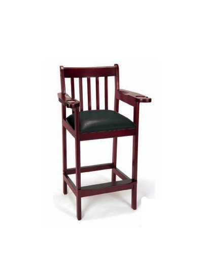 Imperial SPECTATOR CHAIR - Mahogany Finish