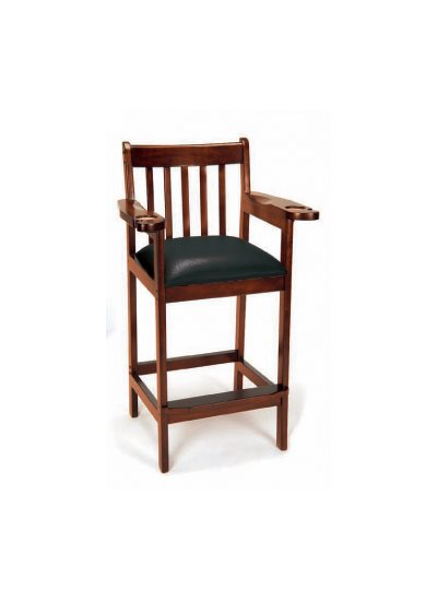 Imperial SPECTATOR CHAIR - Walnut Finish