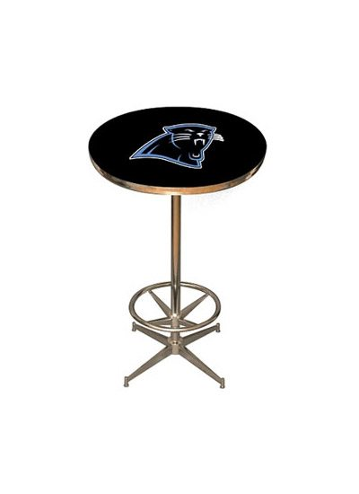 Carolina Panthers Pub Table