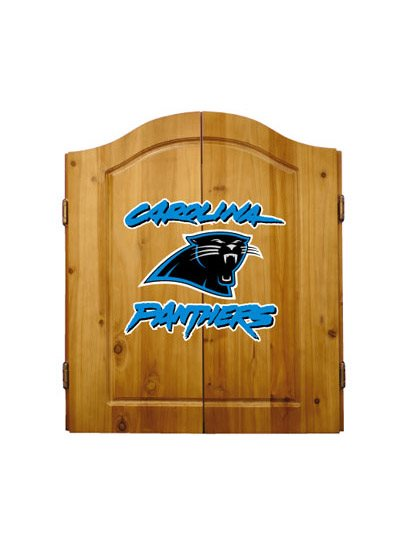 Carolina Panthers Dartboard