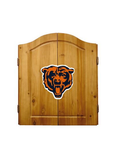Chicago Bears Dartboard