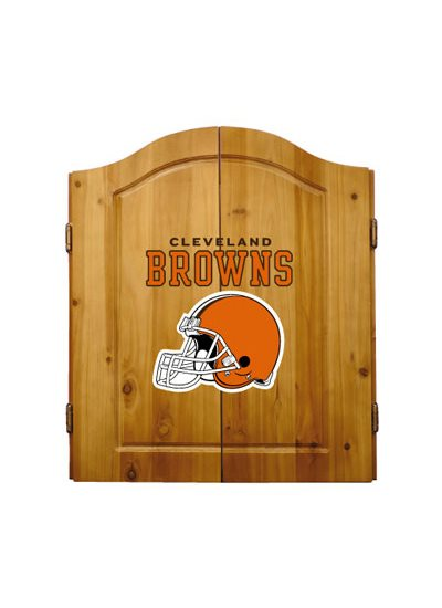Cleveland Browns Dartboard