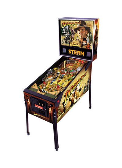 STERN Indiana Jones Pinball