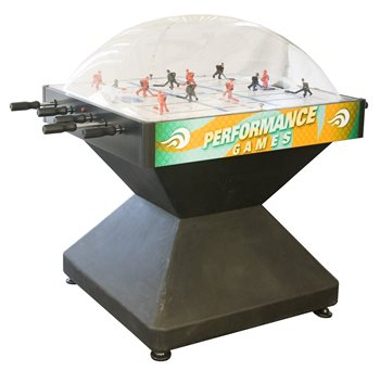 Performance Games ICEBOXX DELUXE Dome Hockey Table