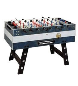 Garlando Deluxe Outdoor Coin-Operated Foosball Table