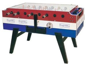 Garlando Coperto Coin-Operated Foosball Table