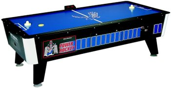 Great American 7' Coin-Operated Air Hockey Table