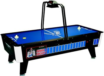 Great American 8' Coin-Operated Power Hockey w/Overhead Scoring