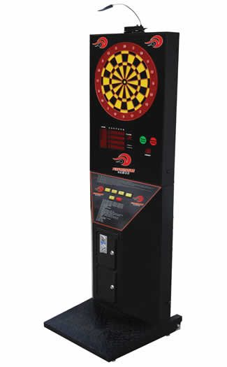 Performance Games Power of III Electronic Dartboard