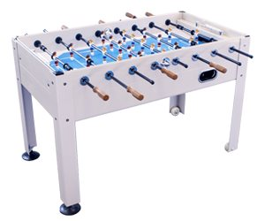 Park and Sun Beechwood Blue Sky Indoor/Outdoor Soccer Table