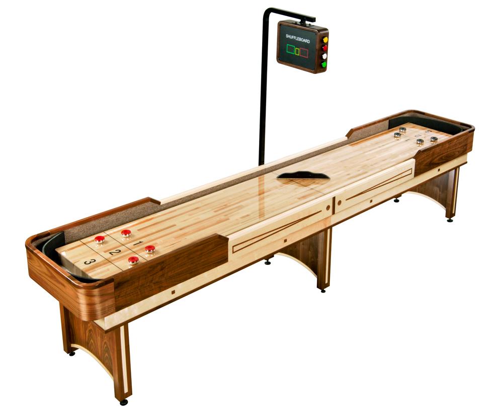 Carmelli Napa Premium 12 Shuffleboard Table