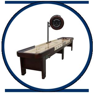Shuffleboard Tables